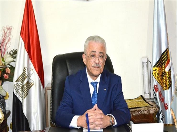 وزير التعليم : لم نصدر اي قرار بغلق صفحات المدارس على السوشيال ميديا