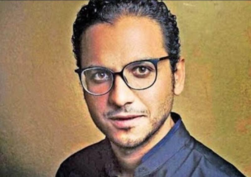 بيتر ميمى يحضر لأول فيلم مصرى عن الإنسان الآلى