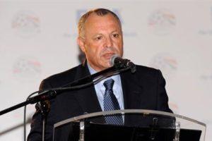 رسالة هاني ابو ريده  لأندية الصعيد في انتخابات الجمعية العمومية