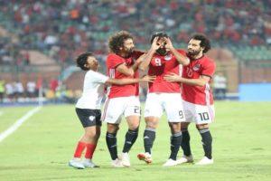 منتخب مصر الاقوي هجوما في تصفيفات أمم أفريقيا