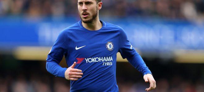 هازرد يتصدر ترتيب هدافي الدوري الانجليزي 2018-2019