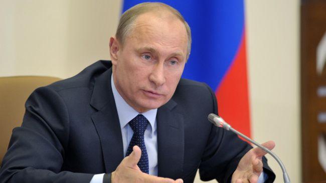 الرئيس الروسي : موسكو نجحت في استعاده 95% من أراضي سوريا