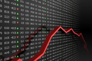 البورصه المصريه تخسر 14 مليار جنيه