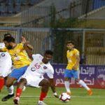 الإسماعيلي في مواجه صعبه مع الرجاء المغربي في البطولة العربية