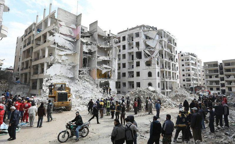 الإرهابيين السوريون يقبلون صفقة ادلب
