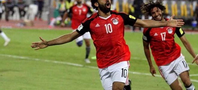 محمد صلاح يتخطى  سجل حسام حسن في تصفيات أمم إفريقيا