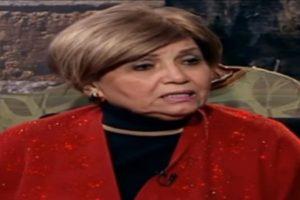 عزاء الإعلامية نادية صالح بمسجد عمر مكرم غدأ