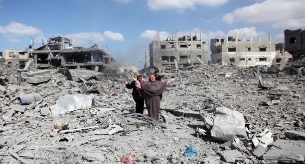 الاحتلال الإسرائيلي يعود لسياسيه تدمير المنازل في قطاع عزه