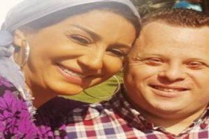رئيسة الإتحاد للإعاقة الذهنيه تطالب وزير الشباب والرياضة بتكريم الراحل مازن السماحى
