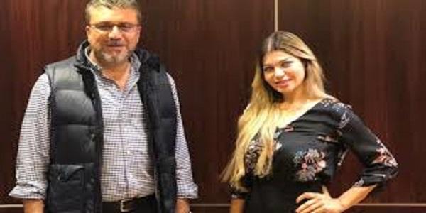 """ياسمين الخطيب تشارك تامر أمين فى برنامج """"آخر النهار"""""""