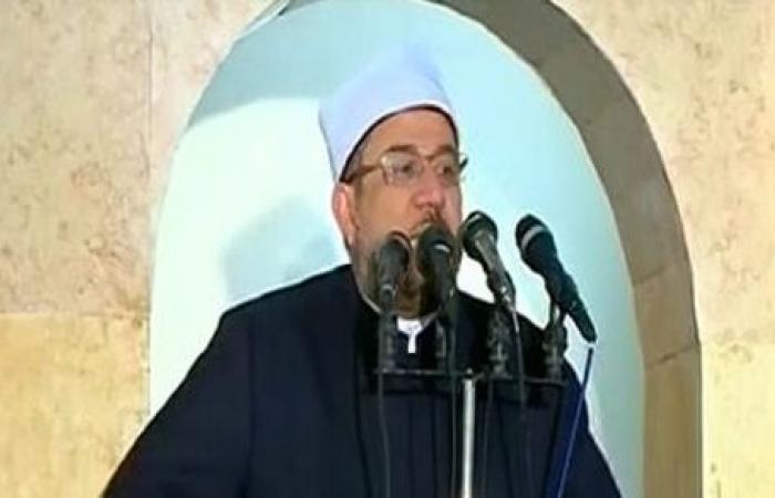 وزير الأوقاف : الإسلام  فن الحياه لا الموت