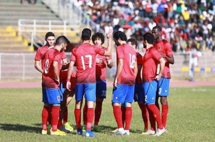 الأهلى يتأهل رغم الخسارة أمام جيما لدوري مجموعات الابطال الافريقية