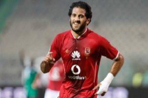 الأهلي يفعلها وطلائع الجيش كاد يحرز في مباراة الدوري المصري