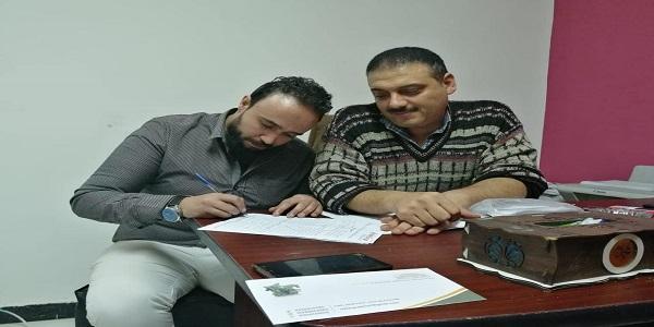 """بالصور..حسام صلاح ينضم إلى فيلم """"دفع رباعي"""""""