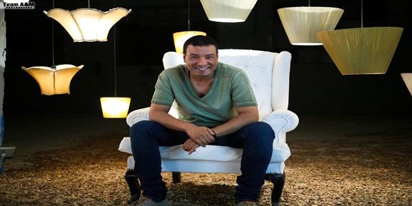 """بالصور.. محمود سويلم ينتهي من تصوير """"مالي حيله"""" لهشام الجخ"""
