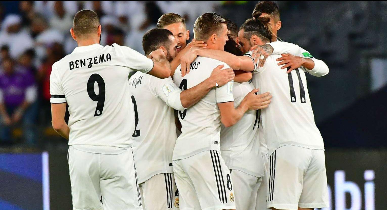 العين الإماراتي يخسر بشرف بطولة كأس العالم للأندية امام ريال مدريد الاسبانى