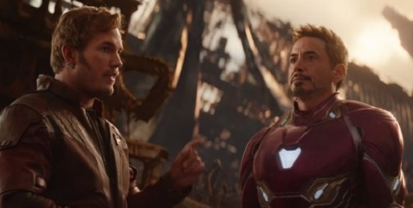 هل الاخوة روسو بعد افينجرز انفينتي يذهبان الى حرب النجوم