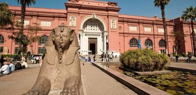 لأول مره.. المتحف المصري يعرض مجموعة من القوالب الفخارية ترجع للعصر الروماني