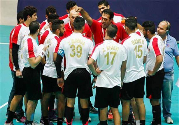 منتخب مصر لكرة اليد رجال يخسر أمام السويد في أولى مبارياته في المونديال