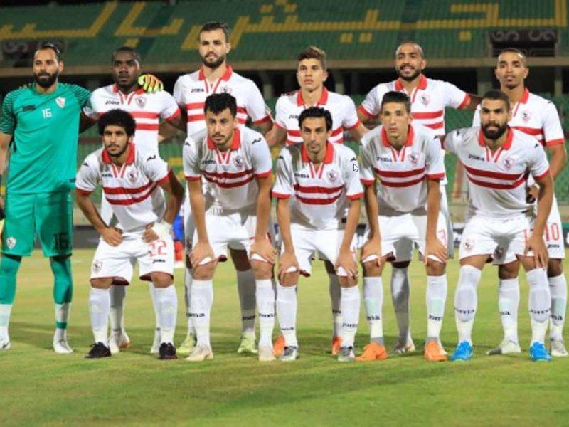 الزمالك وبيراميدز ينهى قمة الدوري المصري بالتعادل بستة أهداف