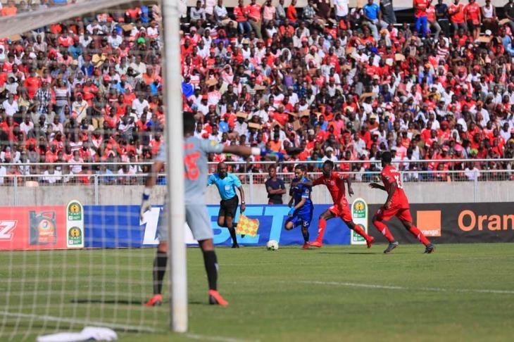 سيمبا يسقط الأهلي في مباراة المجموعات بدوري الأبطال الأفريقية