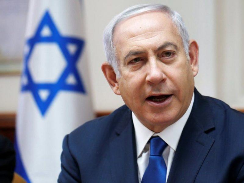 نتنياهو سنرد بالقوة على العدوان على إسرائيل