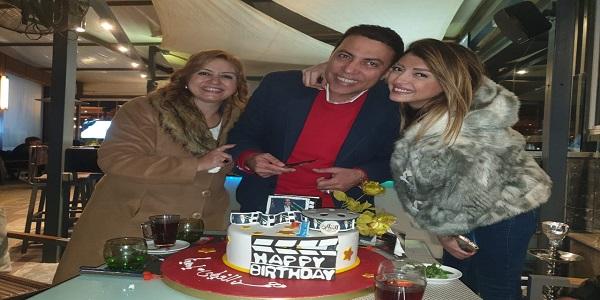 """بالصور..نجوم مسلسل """"ياسمينا"""" يحتفلون بعيد ميلاد """"محمد الغيطي"""""""