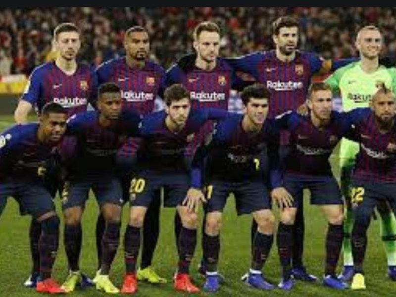 شاهد مباراة برشلونة ليفانتي