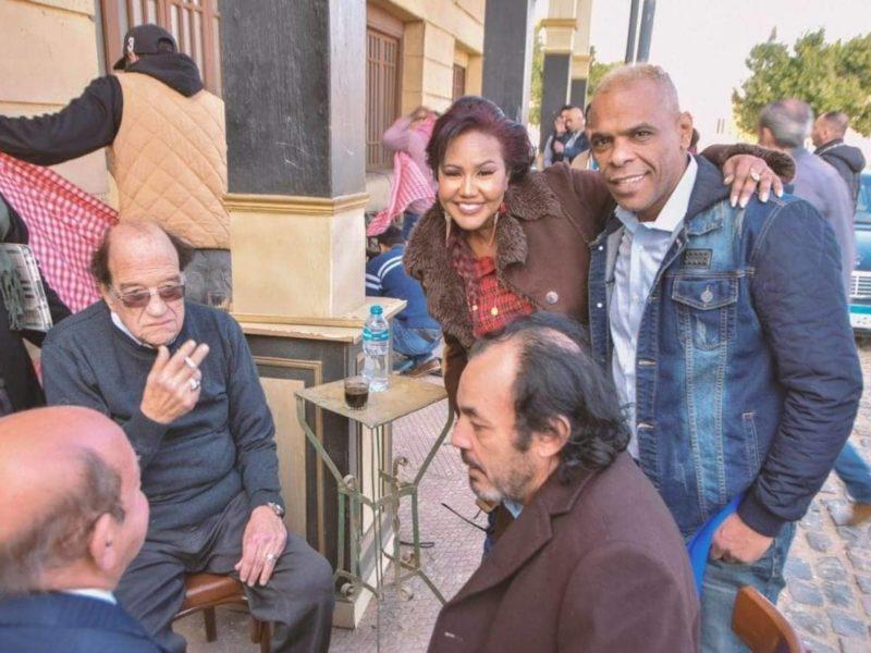 """هنيدى ويسرا وحلمى يحضرون العرض الخاص لفيلم """"قهوة بورصة مصر"""" 24 يونيو"""