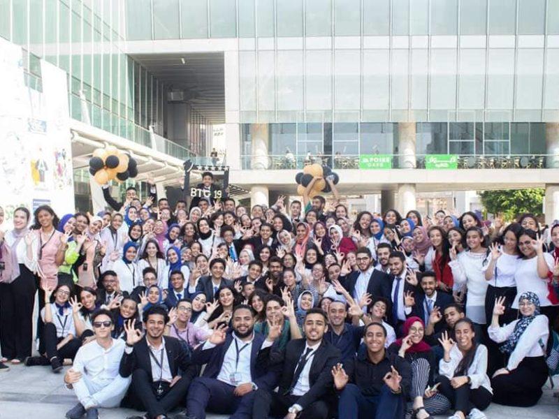 نهاية فعاليات مشروع BTG التابع لمكتبة الاسكندرية