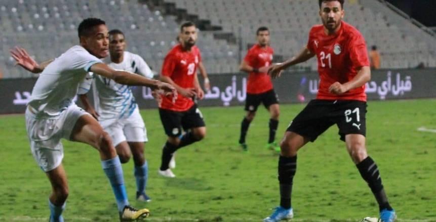 مباراة مصر ضد بوتسوانا
