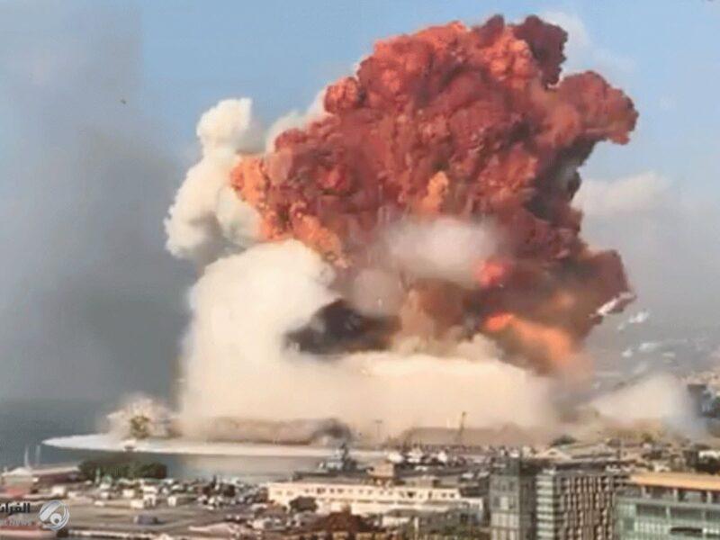 الامم المتحدة  تحذر تهديد النفايات الخطرة بعد انفجار بيروت