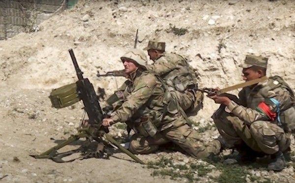 استمرار القتال بين القوات الارمينية والاذربيجانية