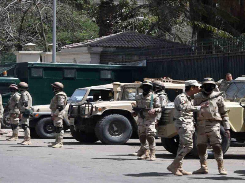 إعلان حالة الطوارئ بمصر لمدة 3 أشهر